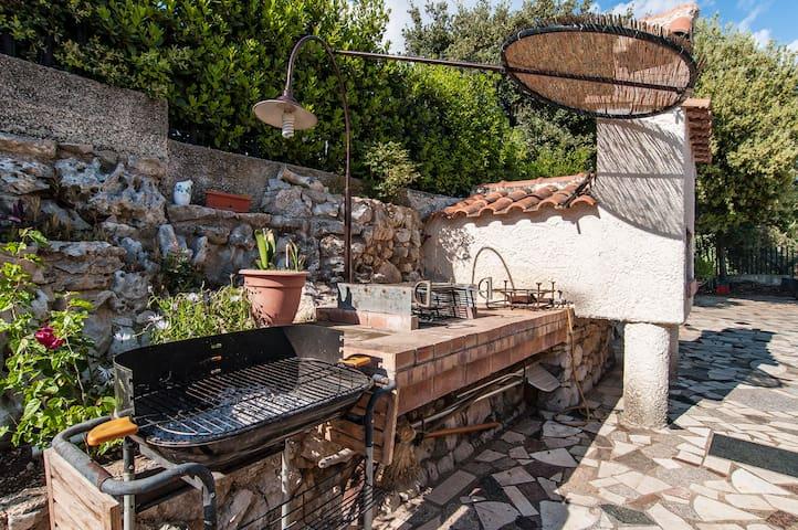 Habitación baño privado en Villa