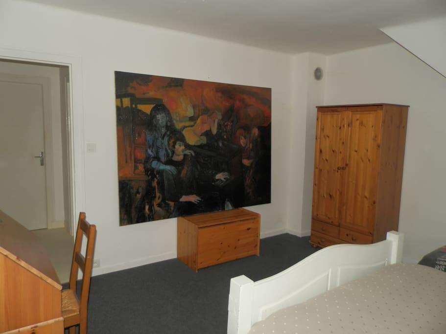 Bienvenue en centre bretagne guesthouse for rent in ma l carhaix brittany france for Bienvenue en bretagne
