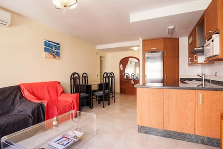 Nice apartment, breakfast and WI-FI - Almería