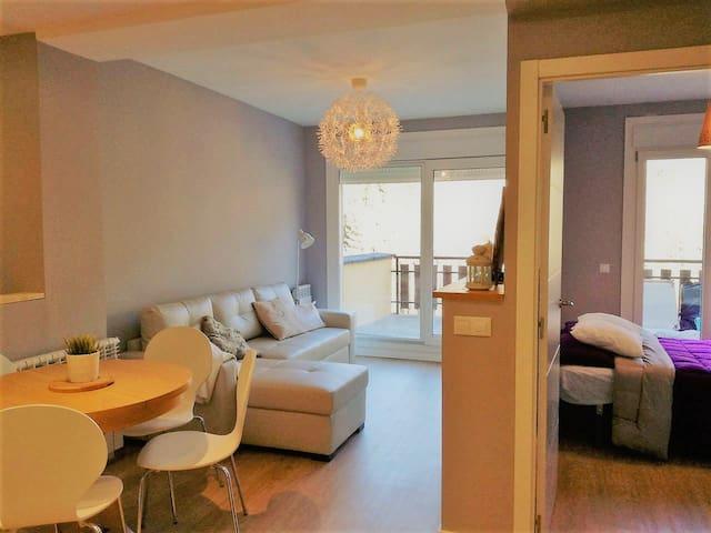 Apartamento con grande terraza privada (Andorra)