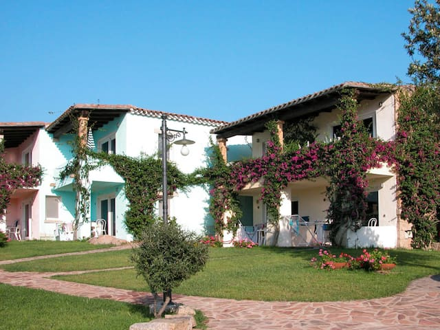 Apartment Res. Stella di Gallura for 6 persons