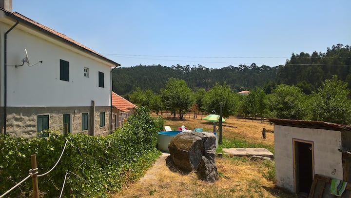 House of the Sieve countryside at 35Km Porto