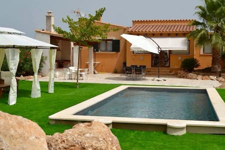 Country house -pool-barbacue-garden - Santa Maria del Camí - 独立屋