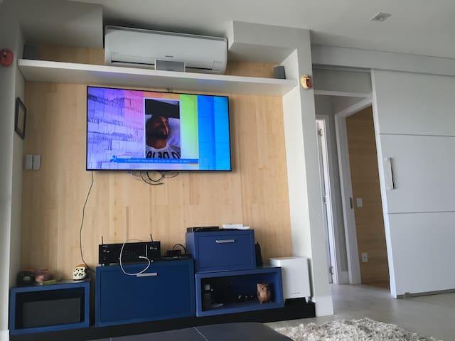 Apartamento no centro de Indaiatuba - Indaiatuba - Byt