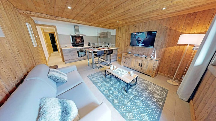 Appartement L'Annexe Meribel 2/4 personnes