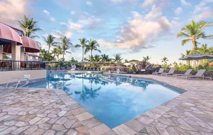 1 Bedroom Condo at Kona Coast Resort (4)