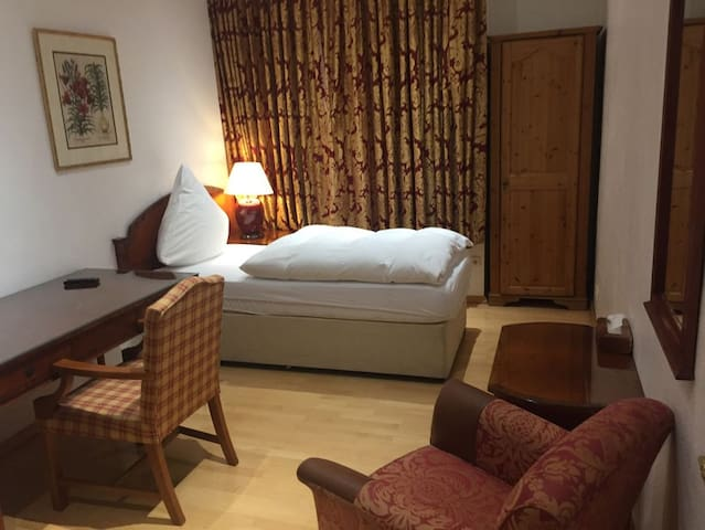 Comfort - single room - 5* Hotelquality
