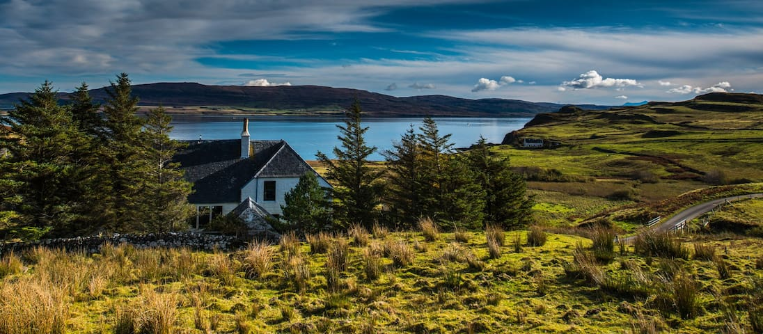The Old Schoolhouse Borreraig