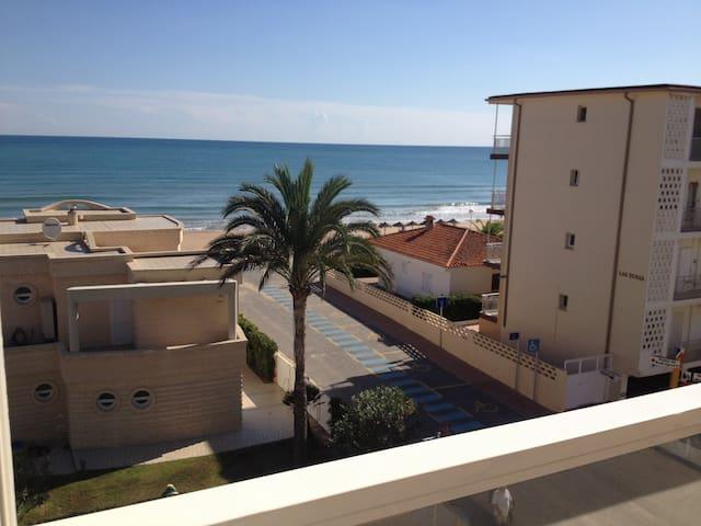 Apartamento con vistas al mar - Miramar - Daire