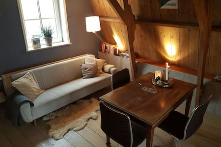 The sound of silence - Westhem - Appartement