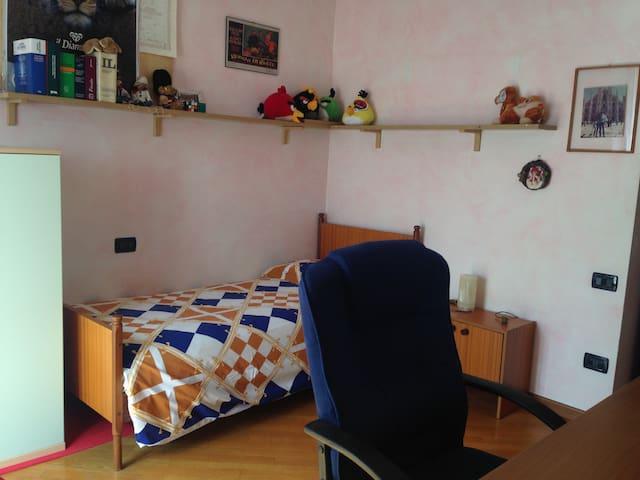 Camere in villetta in Franciacorta - Villa Pedergnano - House