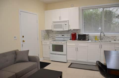 Apartmá s jednou ložnicí