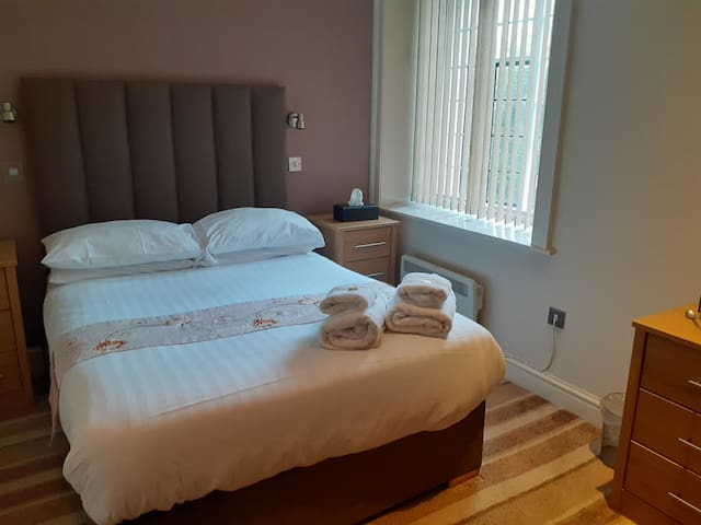 Superior Double Room - High Tor Hotel