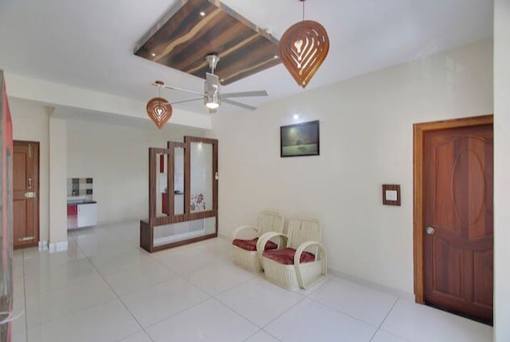 Chikmagalur Delight - Charming two bedroom home