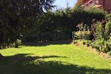 Petit jardin privatif