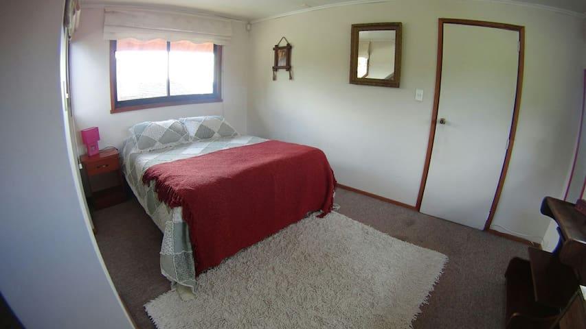 Habitación amplia para 2 personas