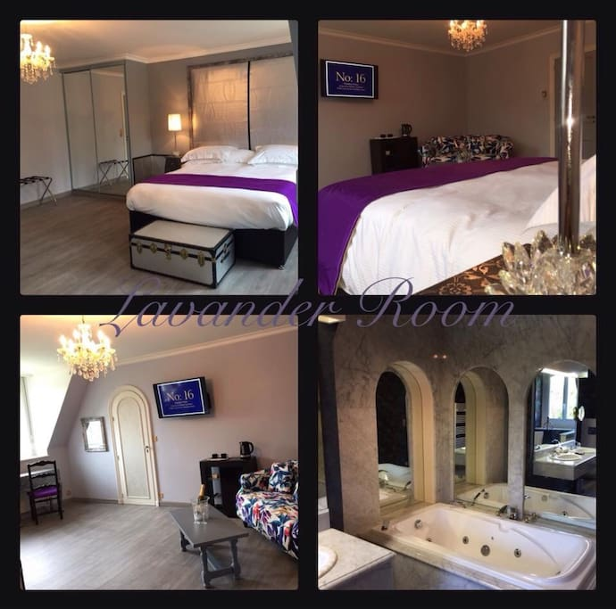No 16 chambre d 39 hotes boutique hotel lavander room for Boutique hotel normandie