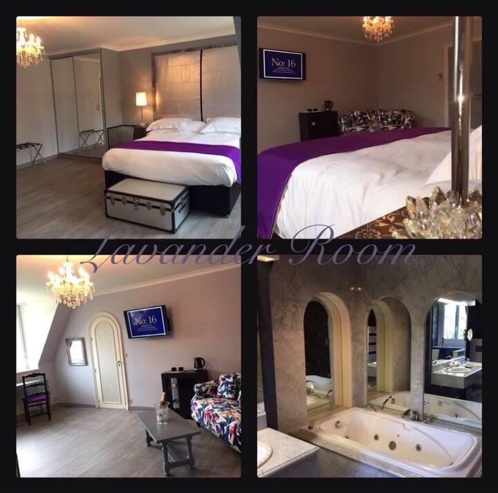 No:16 Chambre D'Hotes Boutique Hotel Lavander Room