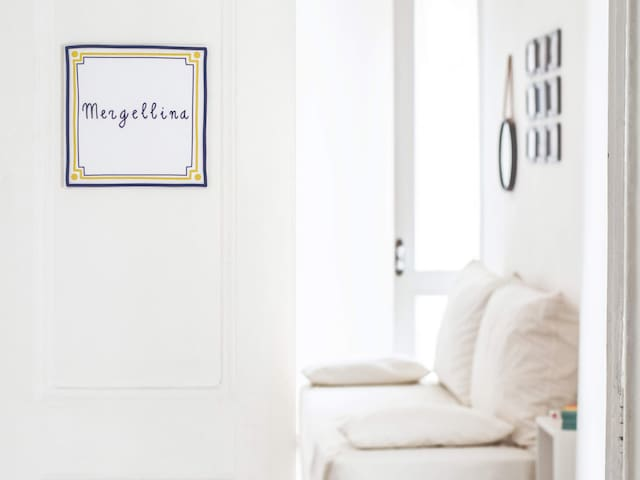 Mergellina Room   In the heart of Naples