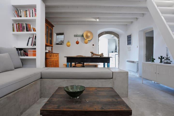 19th Century Architect-owned Villa