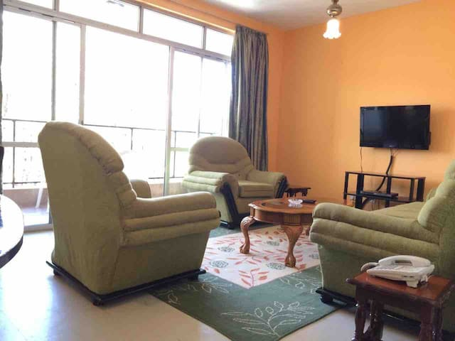 G Samra 3 bedroom Apt fully furnished serviced