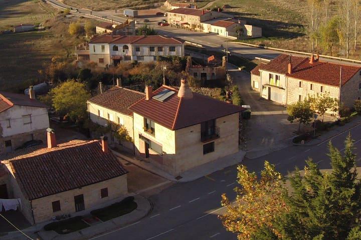 Casa Sixto Rural - Cuevas de San Clemente - Hus