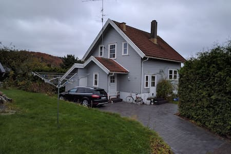1 room in cozy house near sentrum - Sandefjord - Ev