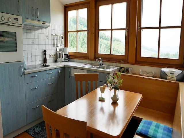 Ringlihof, (Horben), Panorama, 60 qm, 2 Schlafzimmer, max. 4 Personen