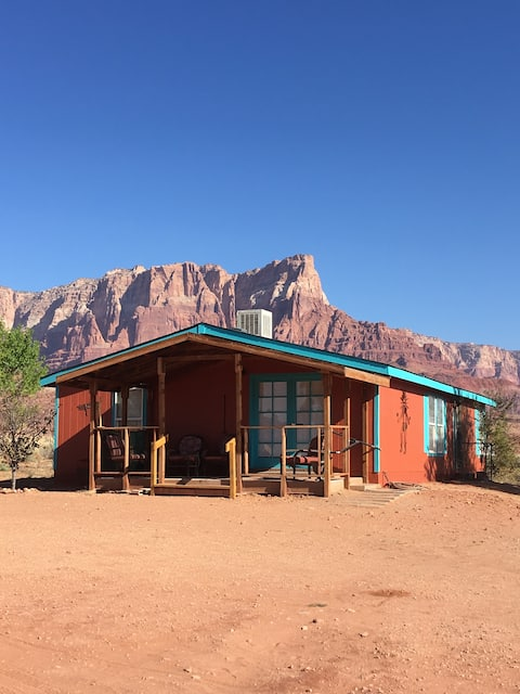 The Hopi House -Peaceful Outpost Nr Colorado River