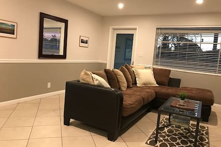 Great Area, Quiet, Cozy in a Great Location! - Fort Lauderdale - House