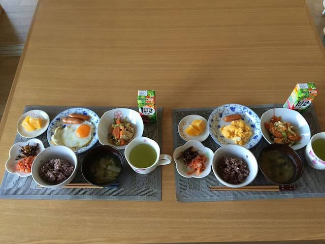 Okinawan home style meal in Yomitan - Yomitan-son - Apartment