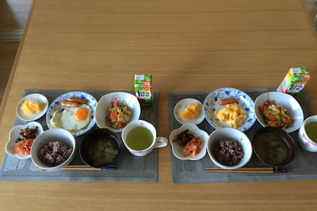Okinawan home style meal in Yomitan - Yomitan-son