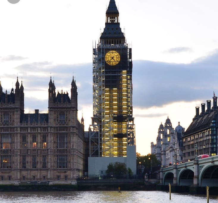Apartments For Rent In London Uk: Amazing Central Big Ben / London Eye
