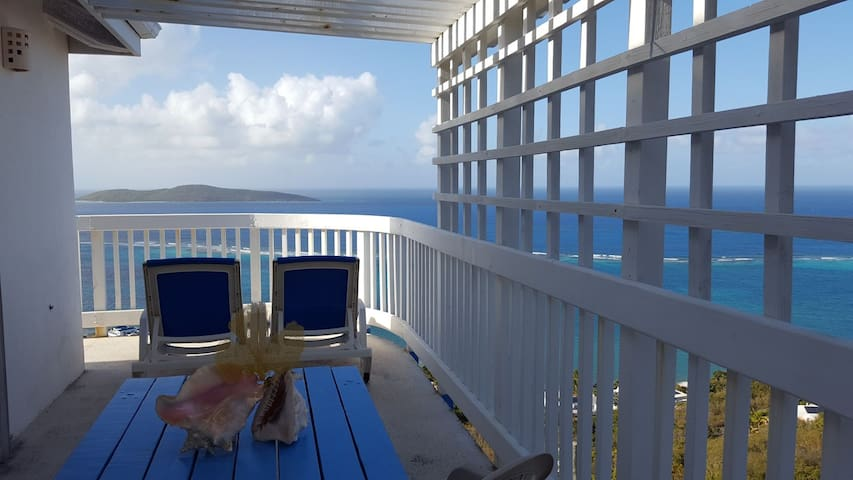 Private Bed/Bath with best views - Christiansted - Casa