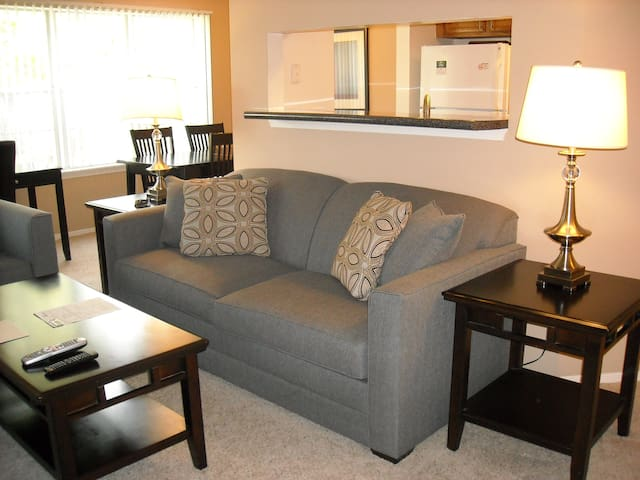 LOVELY 1BR/1BA in Schaumburg - Schaumburg - Apartment
