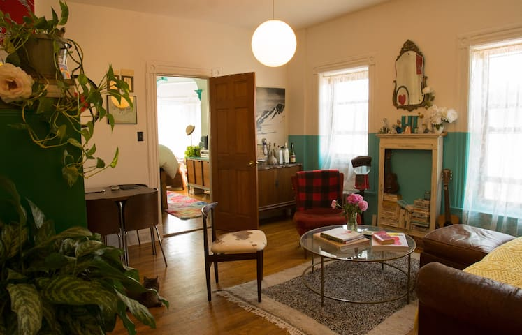 Charming Park Slope 1 Bedroom Apartment