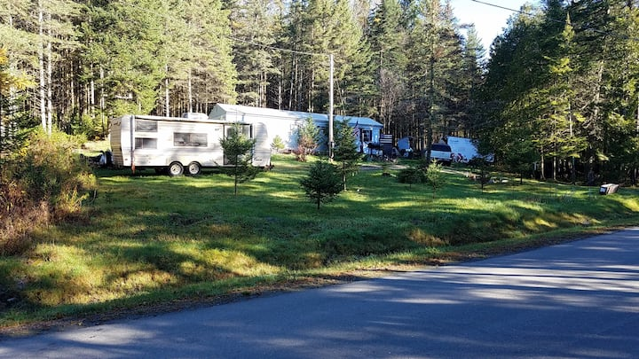 Our camp is place to relax enjoy and unplug