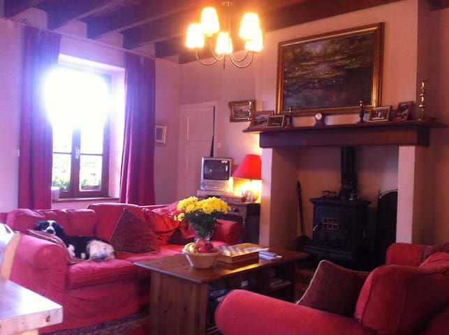 B&B in the Heart of Lower Normandy - Guilberville - 家庭式旅館