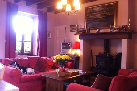 B&B in the Heart of Lower Normandy - Guilberville - Wikt i opierunek
