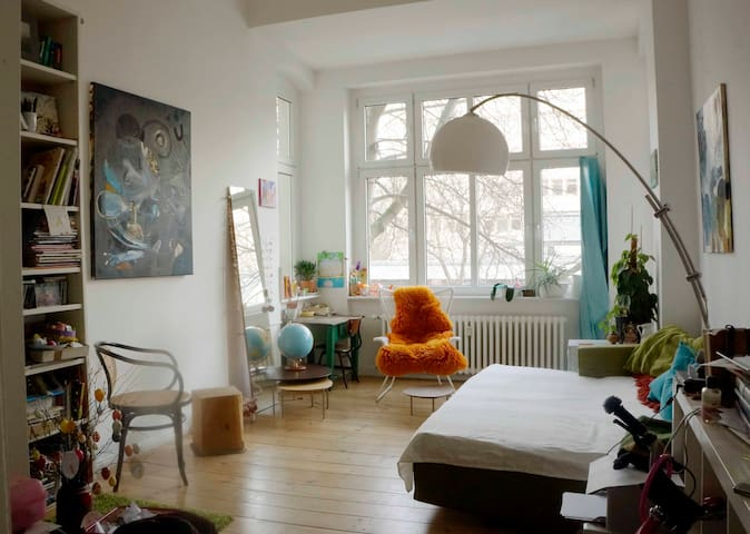 Nice, sunny place in Charlottenburg - Berlijn - Appartement