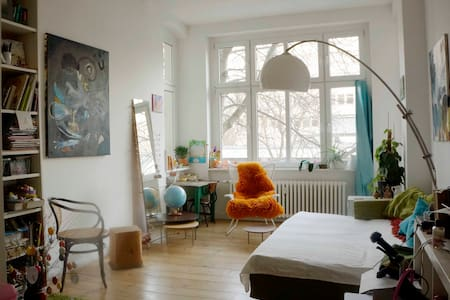 Nice, sunny place in Charlottenburg - Berlin - Wohnung