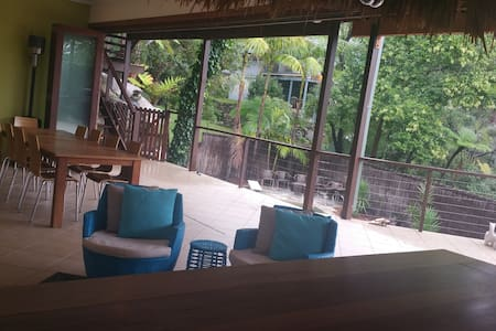 Leafy Oasis close to transport and amenities - Forestville - Casa