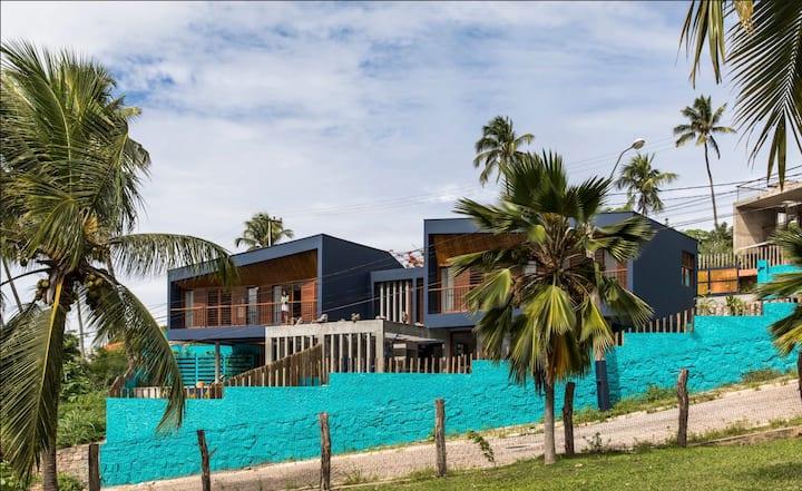 Casa Por Do Sol, designhouse in Northeast Brazil