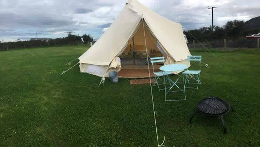 NEW BELL TENT