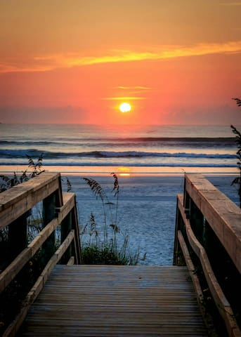 Gorgeous Sea Place Ocean View Condo - St. Augustine - Appartement en résidence