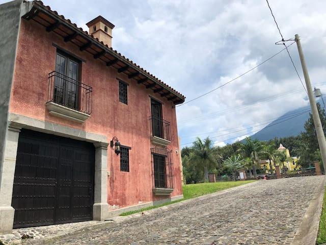 Villa Milagro en Antigua Guatemala