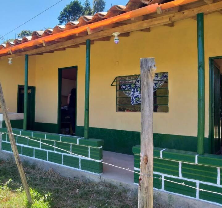 Casa de campo para descansar. Concepción, Ant.