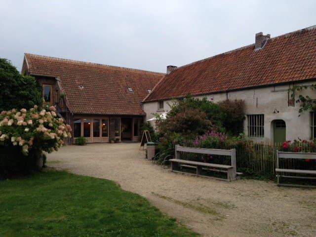 Trommelhoeve Farm Loft (Avondzon)