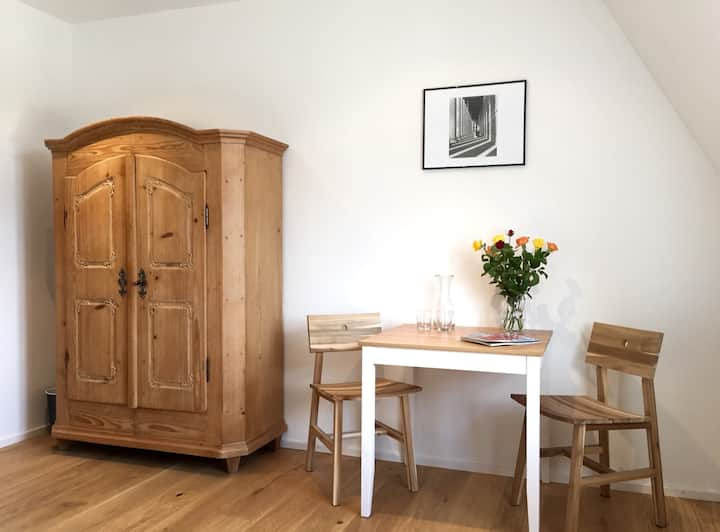 Centrally Located Cosy Apartment in Historic Home