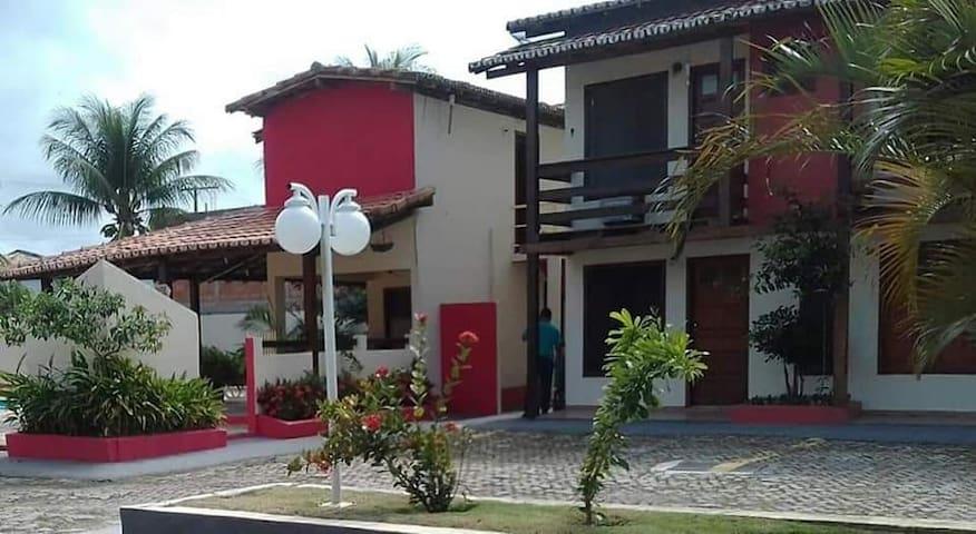 "Casa duplex""MORENA FLOR"" Porto Seguro BA"